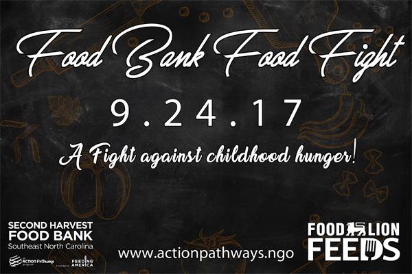 Food Bank Food Fight