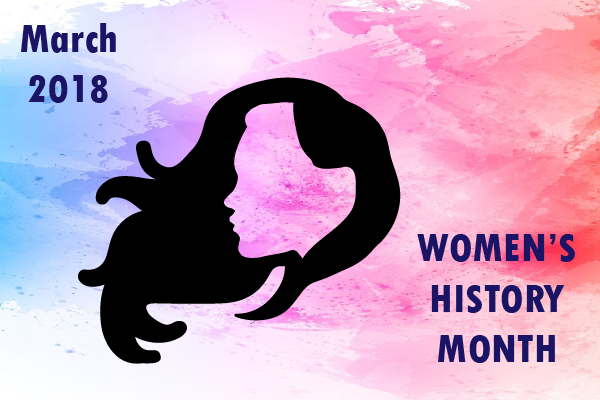 March Celebrates Women's History Month